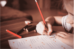 Five Creative Prompts to Keep Your Child Writing When School is Out