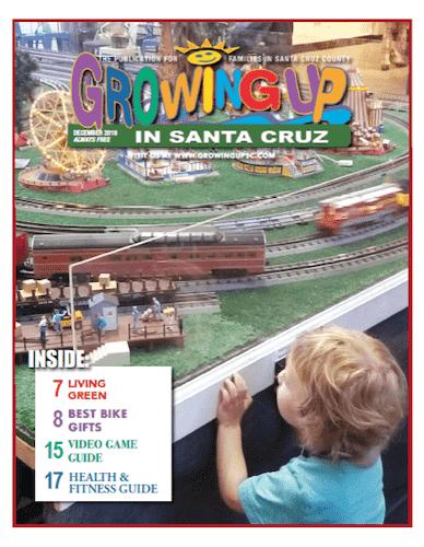 Growing Up in Santa Cruz December 2018