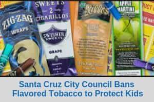 Santa Cruz bans flavored tobacco