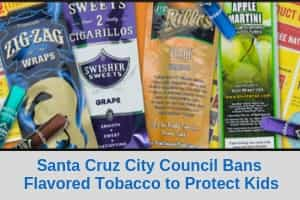 Santa Cruz bans flavored tobacco