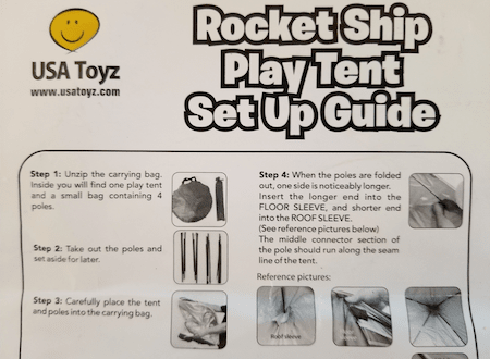 bad toy instructions