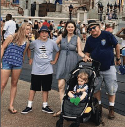 Disney World trip Santa Cruz