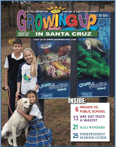 January 2019 Growing Up in Santa Cruz