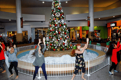 hula at the capitola mall