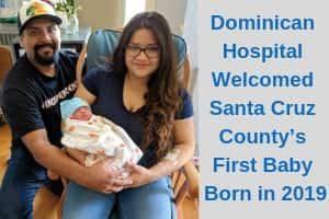 Santa Cruz first baby