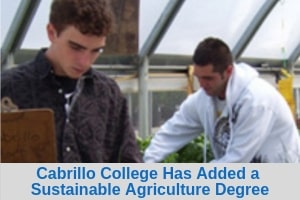 Cabrillo College Agriculture Degree