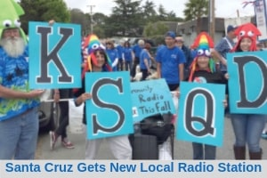 Santa Cruz Gets New Local Radio Station