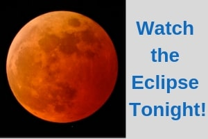 lunar eclipse january 20th