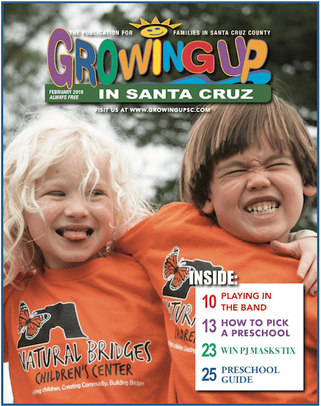Growing Up in Santa Cruz February 2019