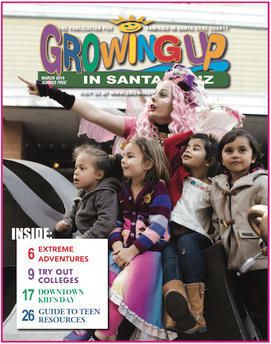 Growing Up in Santa Cruz March 2019