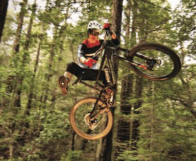 Lee Faraola santa cruz bmx biker