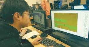 Cabrillo College video game design