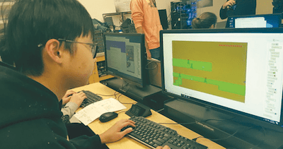 Cabrillo College video game design
