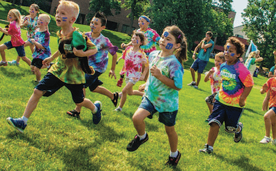 finding the right summer camp for your kid