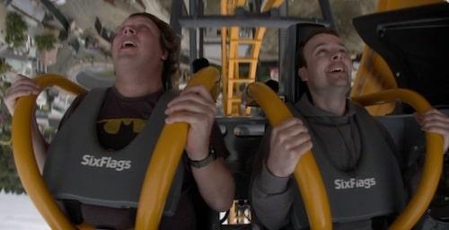 Six Flags Discovery Kingdom Batman