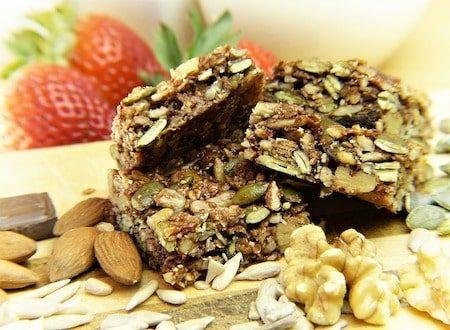 snack bar recipe for kids