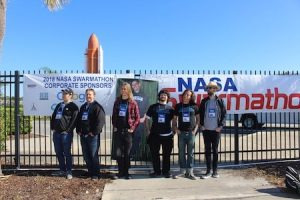 Cabrillo College NASA Swarmathon