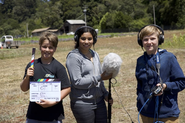 Thomas Farms Santa Cruz summer camp film