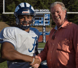Paul Bailey Aptos high school football