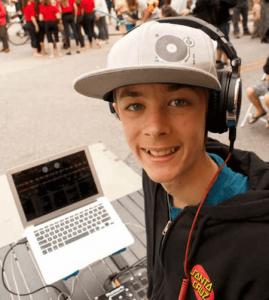 DJ Shae Santa Cruz