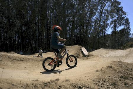 mountain biking aptos