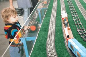 Santa Cruz MAH trains