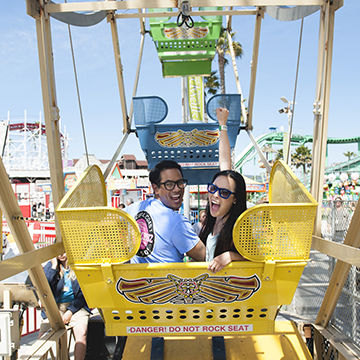 Ferris Wheel Smiles