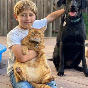 Erik Age 9
